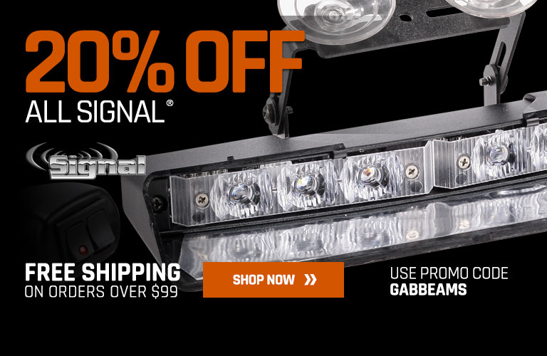 15% off Streamlight, Maglite