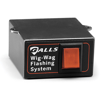 Emergency warning lights galls galls wig wag flasher with built in switch aloadofball Gallery