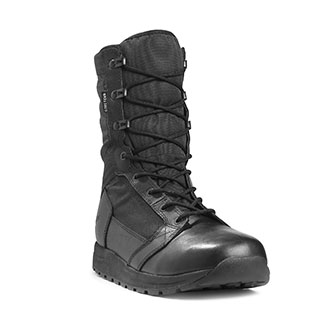 Lightweight Tactical Boots Waterproof Zipper Side Zip