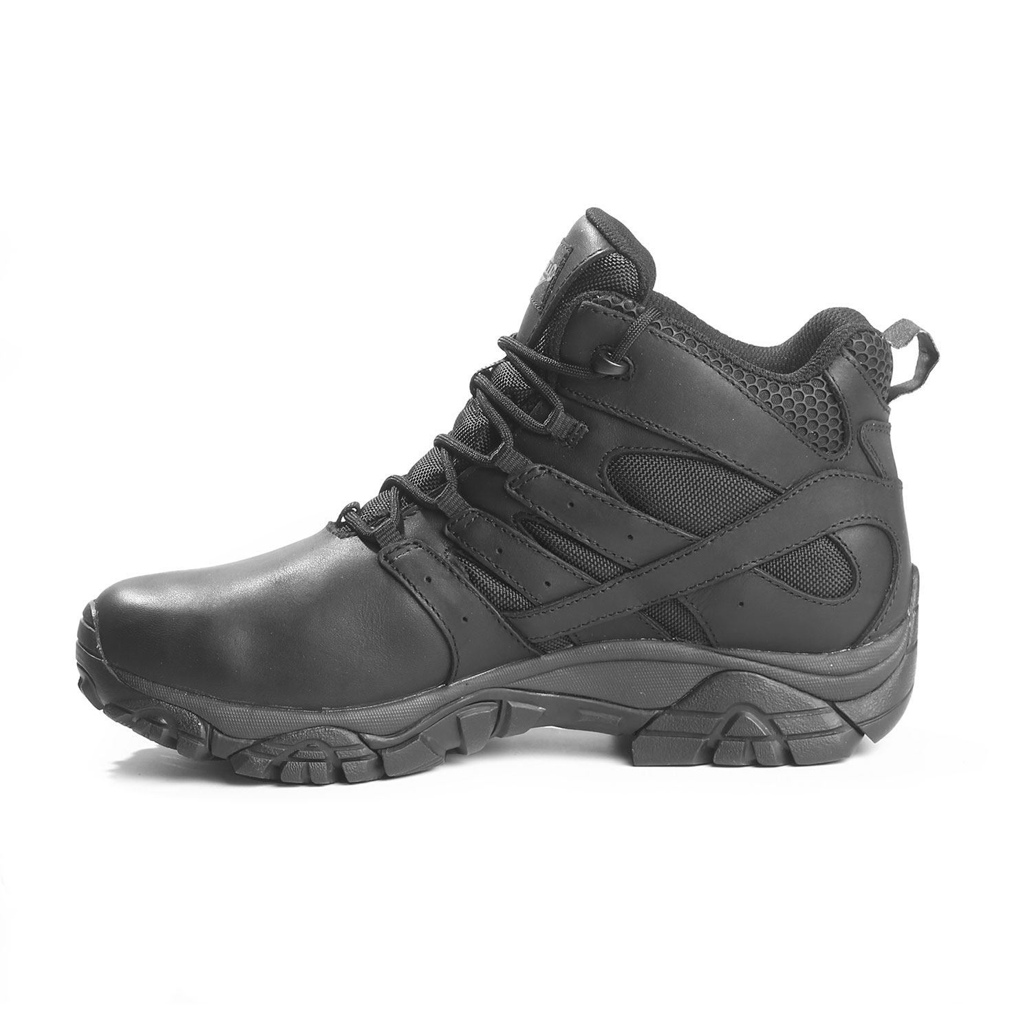merrell womens moab 2 mid tactical response waterproof boot