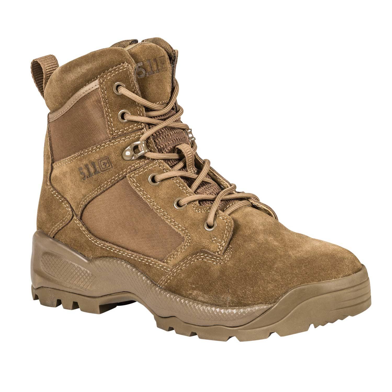 5 11 Tactical A T A C 2 0 6 Quot Side Zip Desert Duty Boot