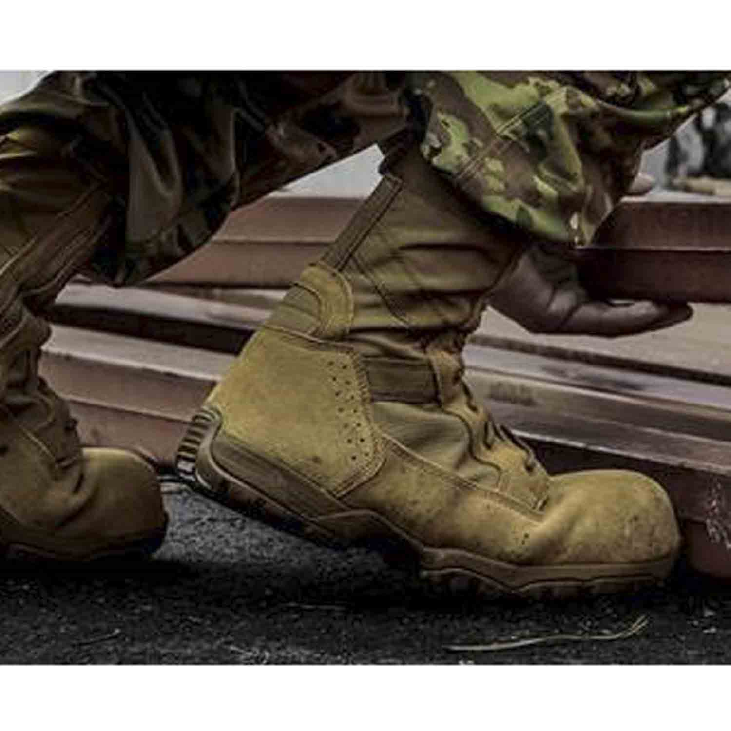 beff1906d51 Tactical Research Flyweight TR596Z CT Hot Weather Side-Zip Composite Toe  Boot.