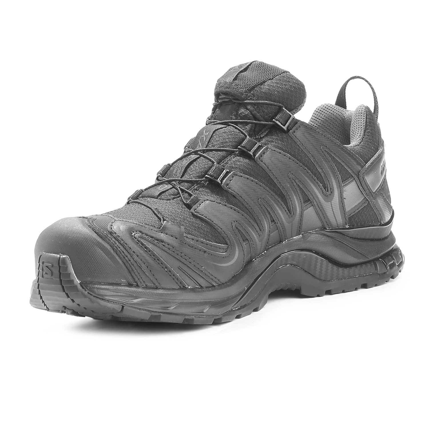 salomon xa pro 3d gtx forces black uniform