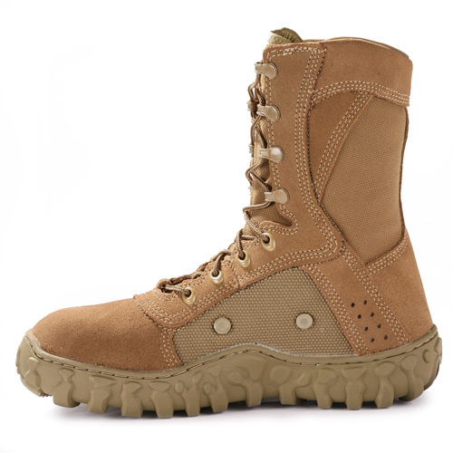 9018bedad60 Rocky S2V Vented Military Boot.