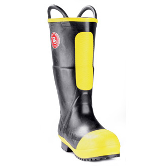 Firefighter Boots And Fire Resistant Boots In Leather For Sale