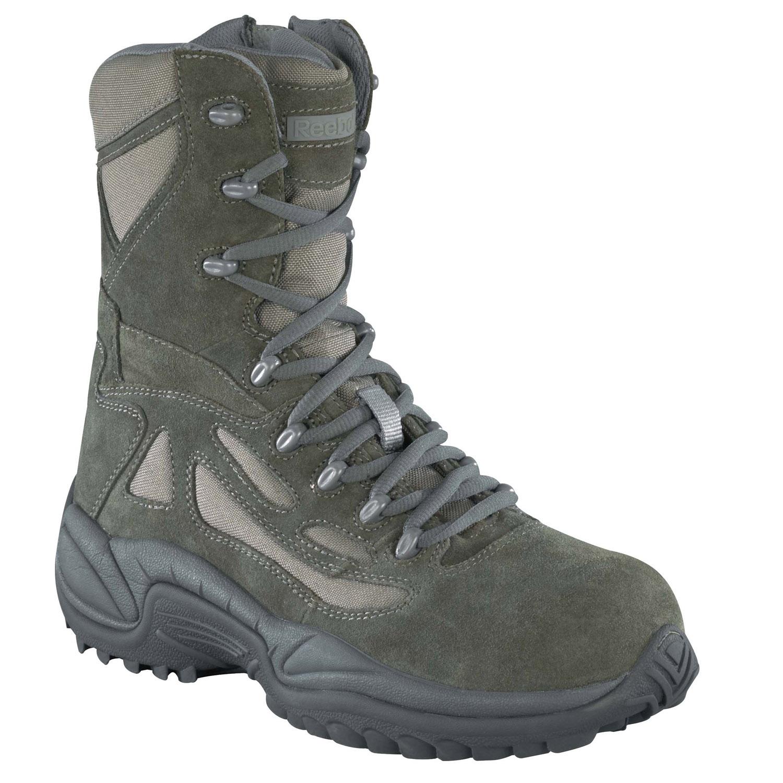 Reebok Women S 8 Quot Side Zip Composite Toe Boot