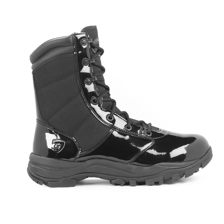 Galls 8 Quot High Gloss Duty Boot