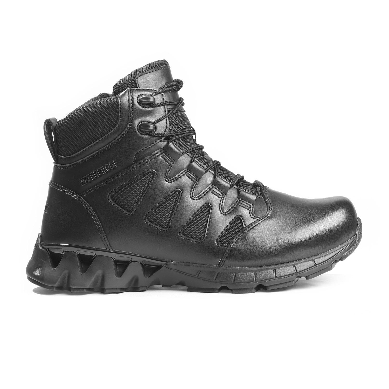 Reebok 6 Quot Zigkick Tactical Side Zip Waterproof Boots