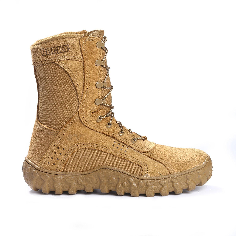 3e582ec4f6f Rocky S2V Tactical Military Boot.