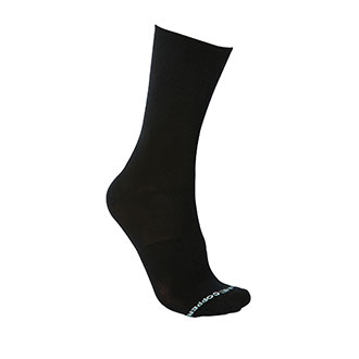 4bf057f29f Tommie Copper Dress Micro Modal Compression Crew Sock