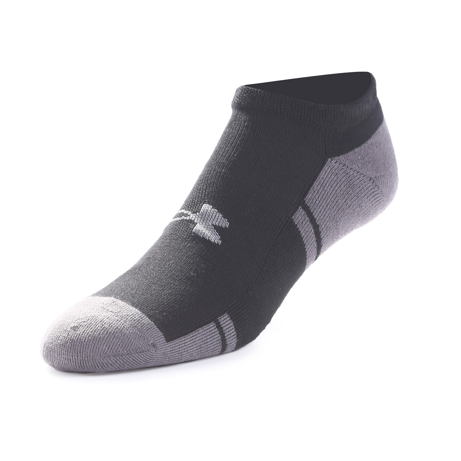 ac6fd25dc Under Armour Resistor 3.0 No Show Sock 6 Pack