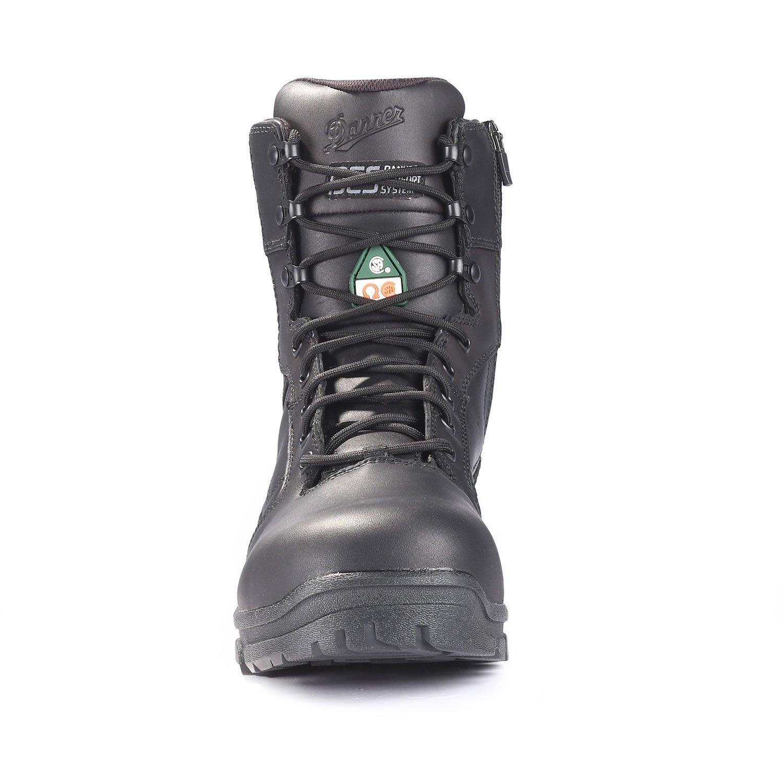 Danner Lookout 8 Quot Ems Side Zip Comp Toe Boot