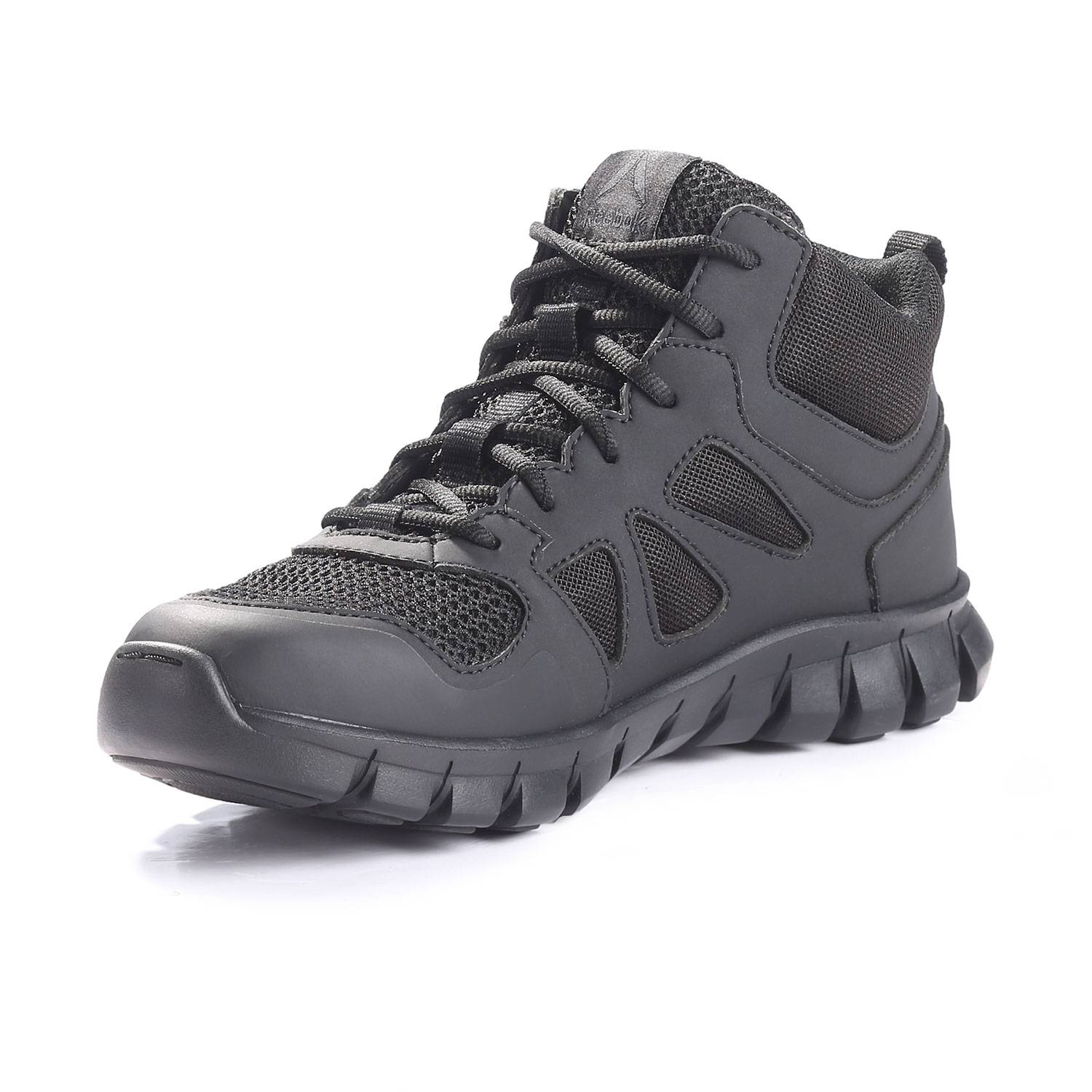 Reebok Womens Sublite Cushion Tactical Mid