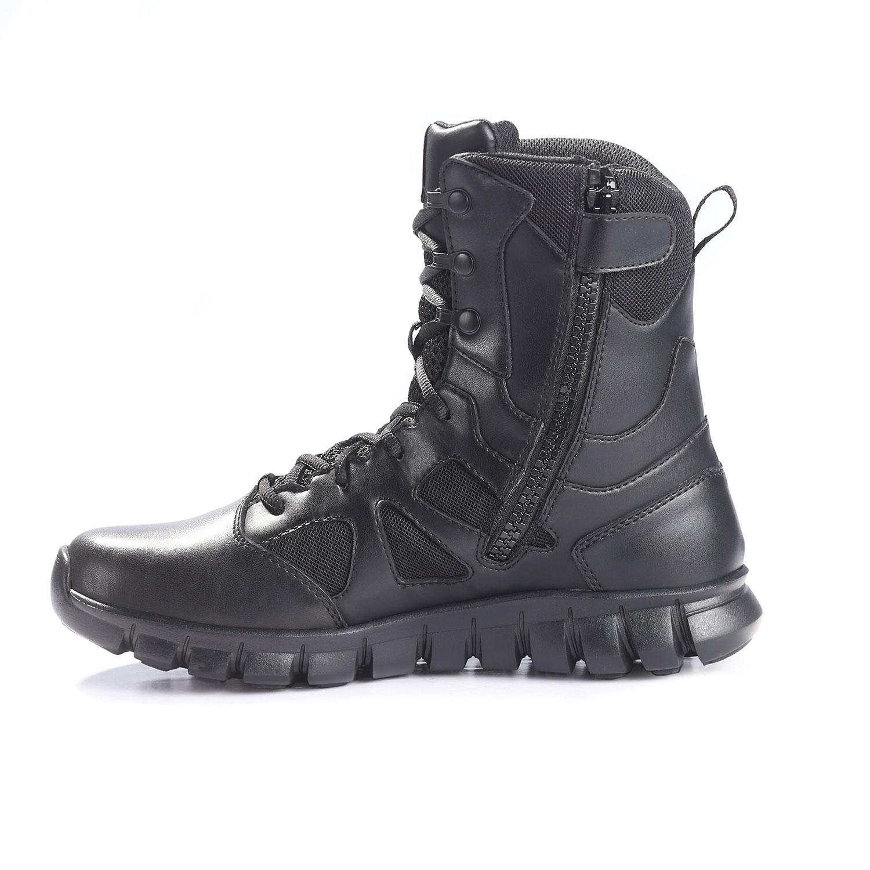 Reebok Sublite Cushion Tactical Side Zip Waterproof Boot