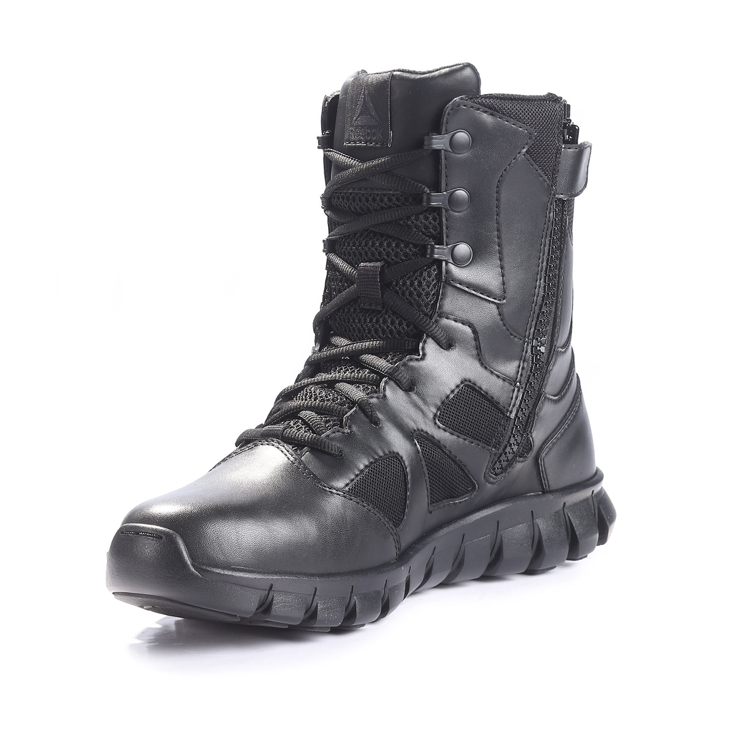 2d79f84802b75a Reebok Sublite Cushion Tactical Side Zip Waterproof Boot