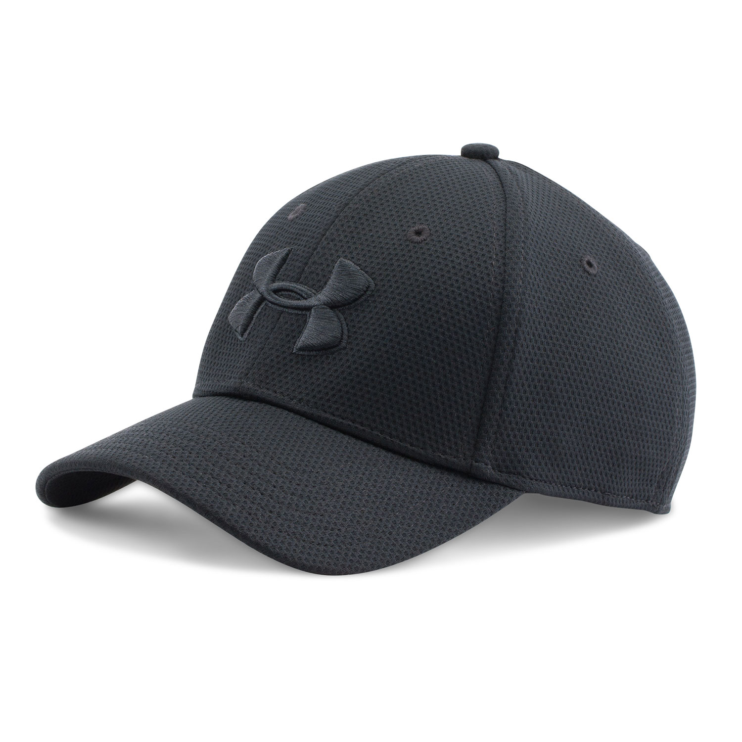 Under Armour Blitzing II Stretch Fit Cap 2a7eb71bb6d