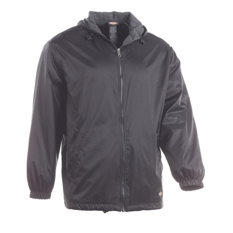ebe665b9e Dickies Fleece Lined Hooded Nylon Jacket.