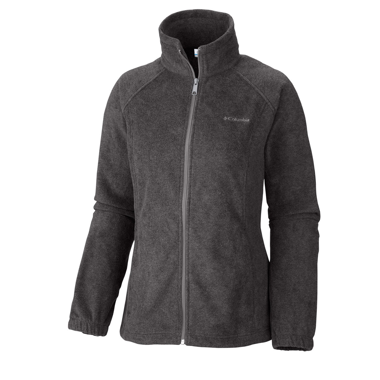 e68bfce5bc0fe Columbia Women's Benton Springs Full Zip Fleece Jacket