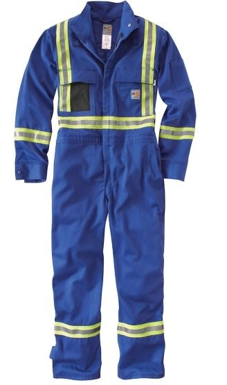 2119f13aee9b Carhartt Flame Resistant Striped Coverall