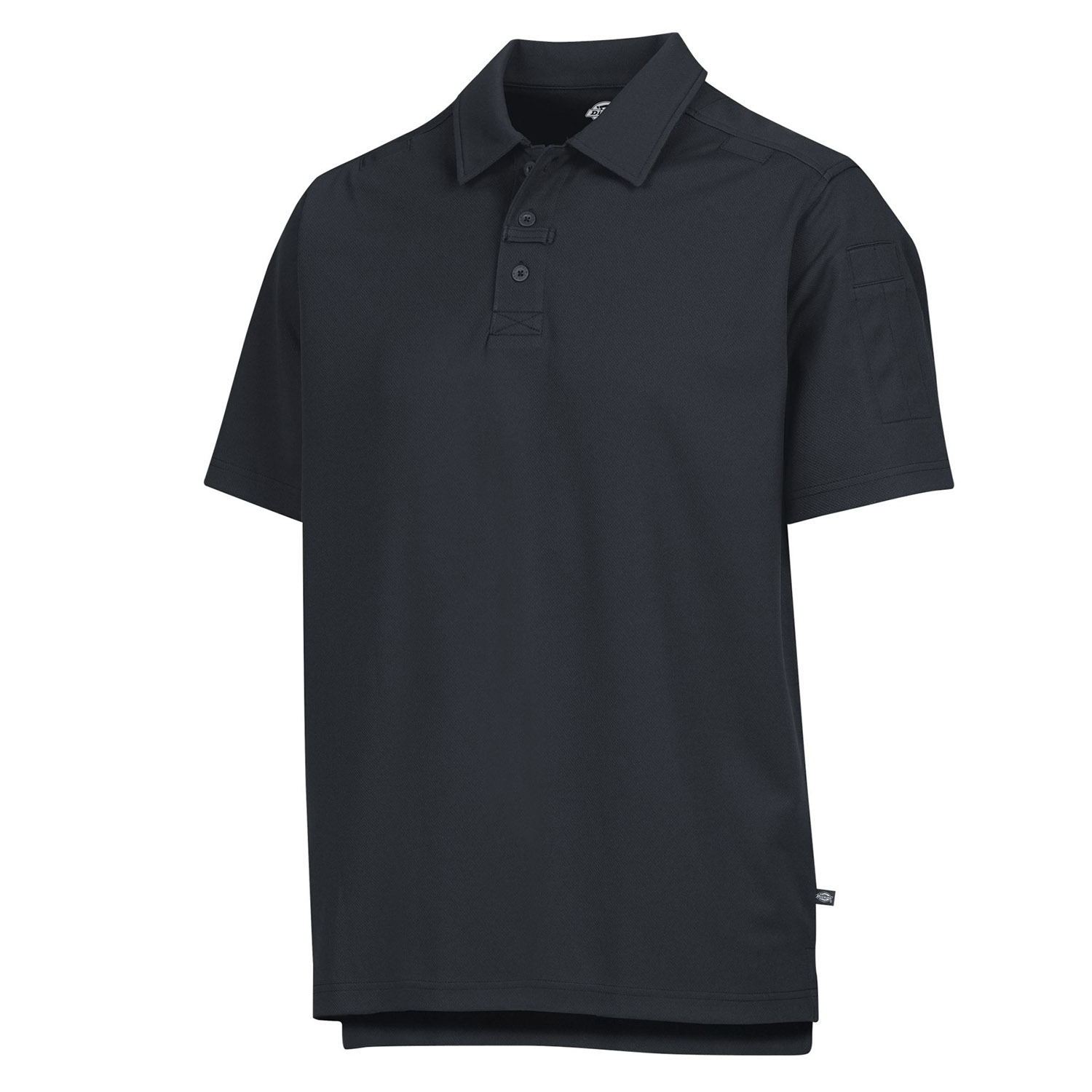 Dickies tactical polyester performance polo shirt for Custom polyester polo shirts