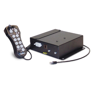 Star Signal Handheld Remote Siren with Light Control LCS880 on