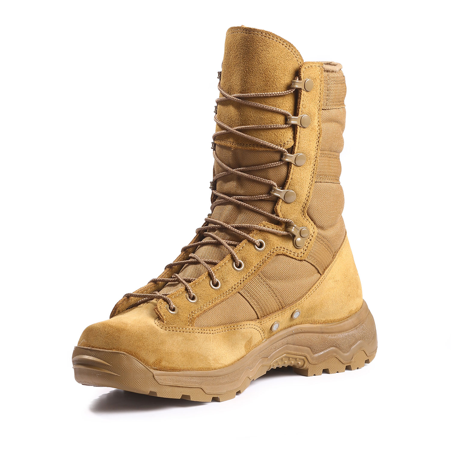 best loved bba44 4556b Danner Reckoning Coyote Hot 8 Duty Boot.