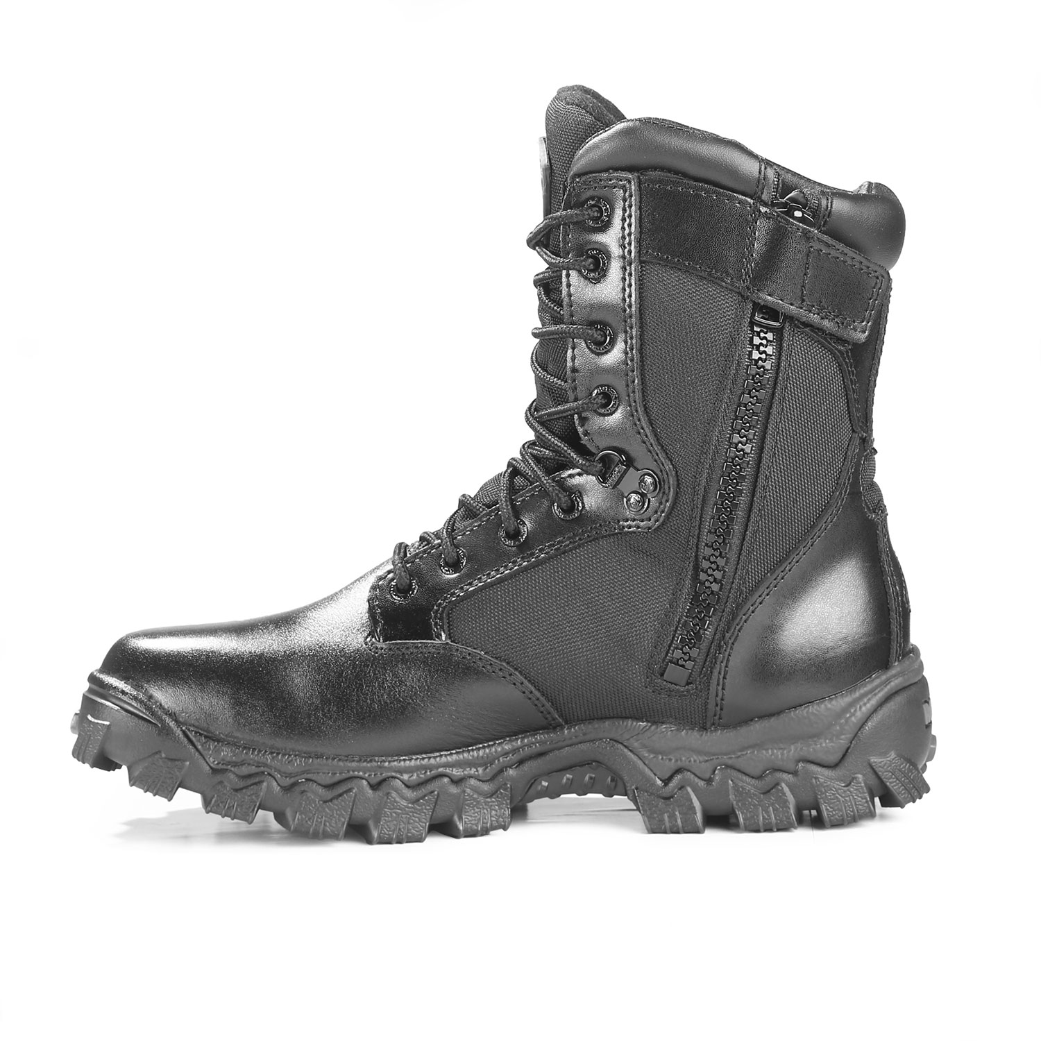 Rocky 8 Quot Alphaforce Waterproof Zipper Boot
