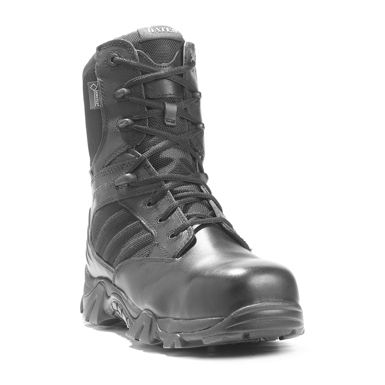 Bates 8 Quot Gx Side Zip Waterproof Composite Toe Boot