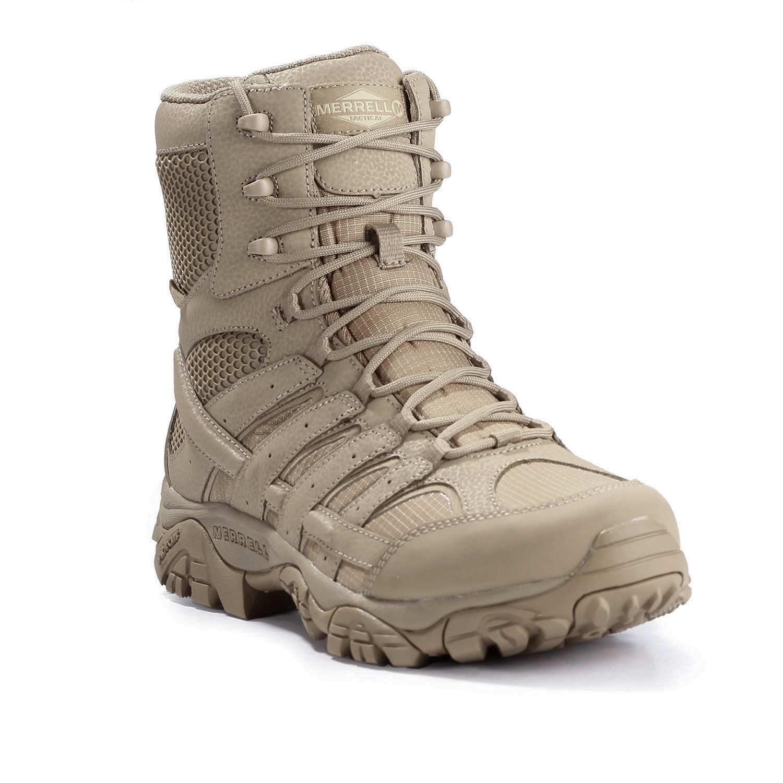 Merrell Moab 2 Tactical Waterproof Side Zip 8 Quot Boot