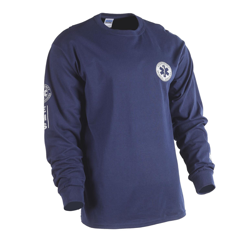 6973f7a6c6 Galls 360 Reflective Long Sleeve T Shirt.
