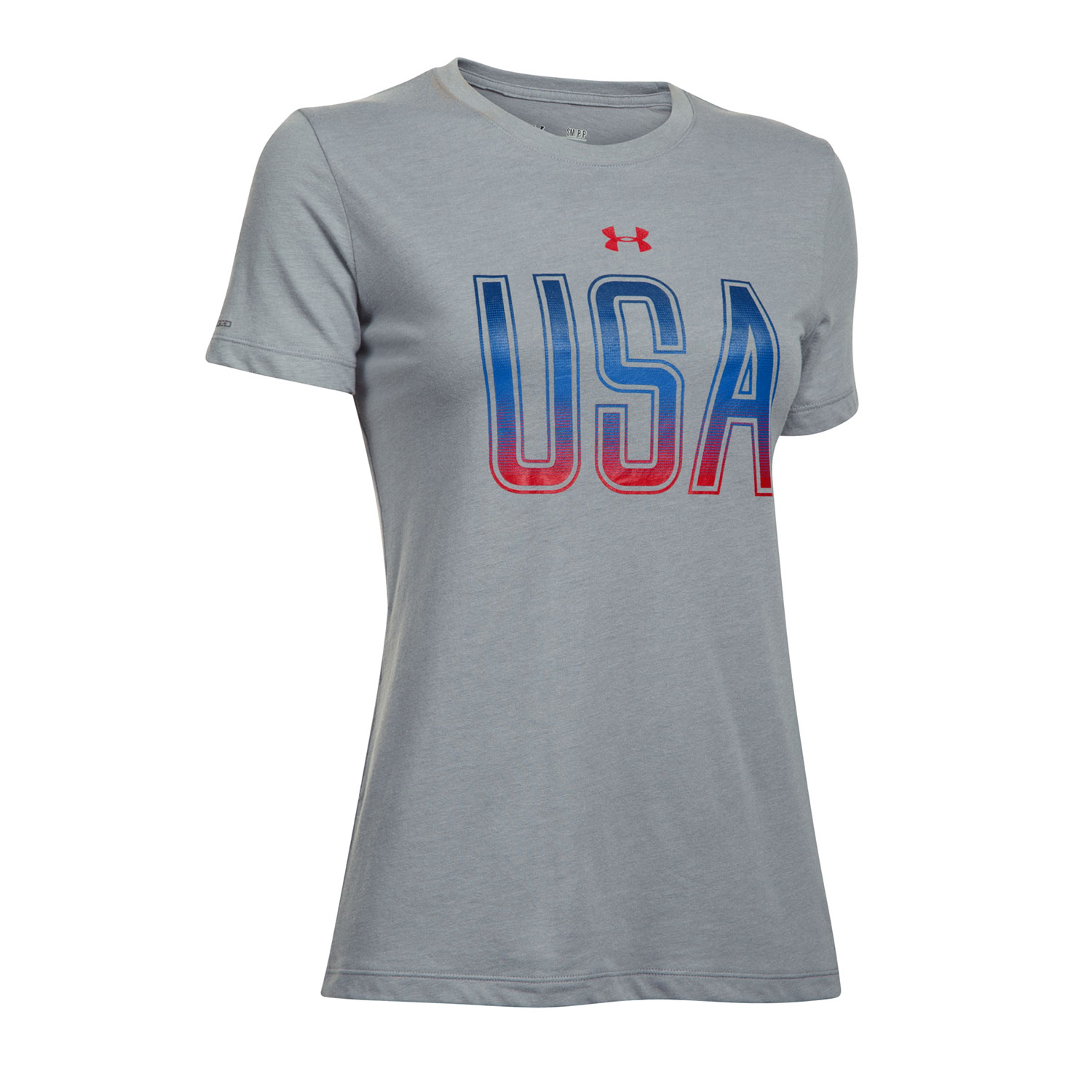 Under Armour Womens Usa Freedom T Shirt