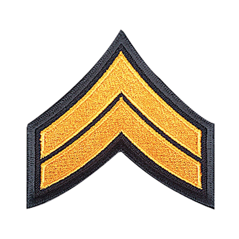 Penn Emblem Standard Corporal Chevron Emblem