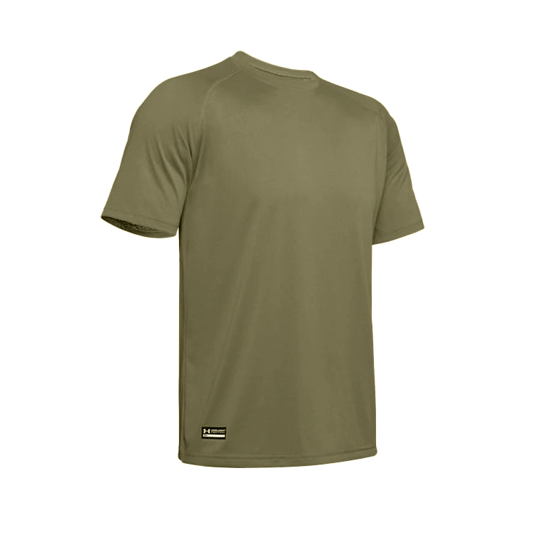 Olive Green Mens Shirt