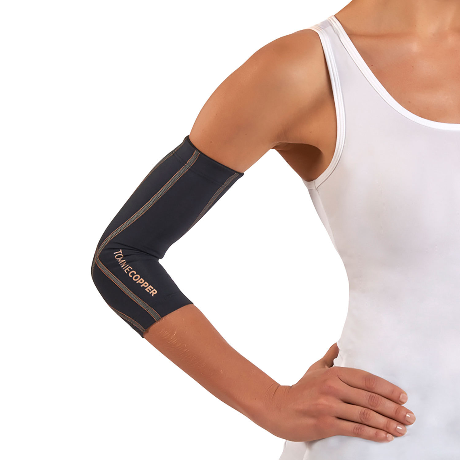 Tommie Copper Women S Performance Compression Elbow Sleeve