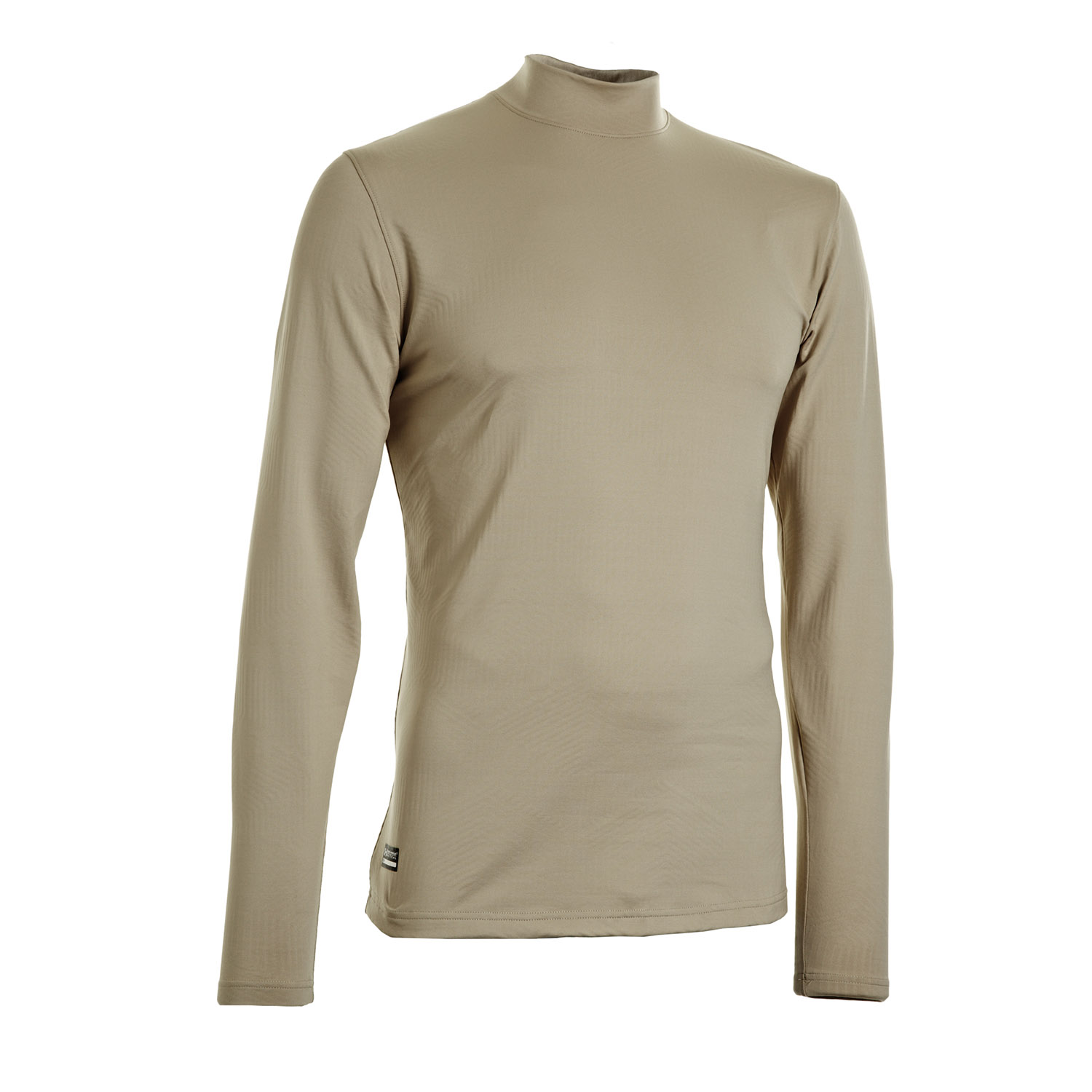 under armour coldgear long sleeve mock turtleneck