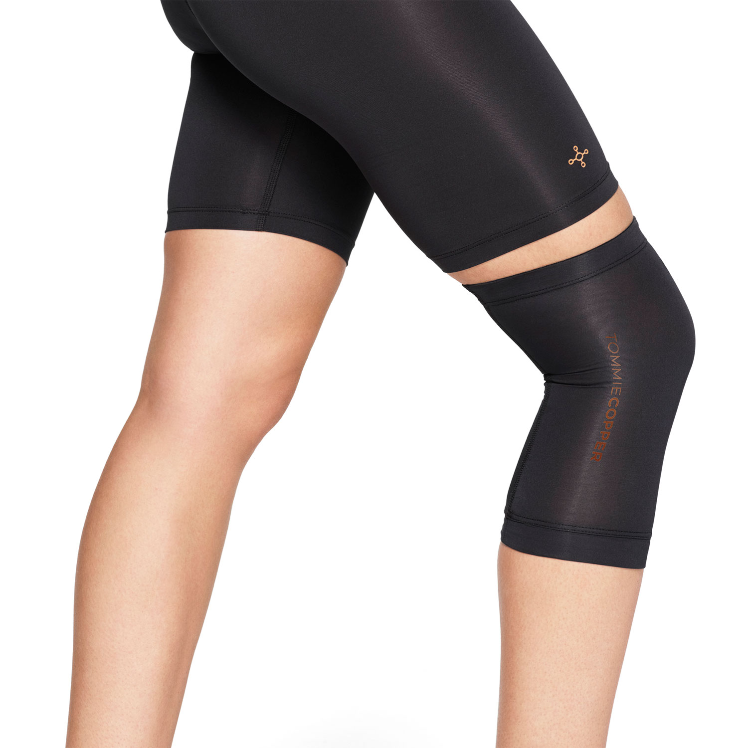 Tommie Copper Womens Core Compression Contoured Knee Sleeve