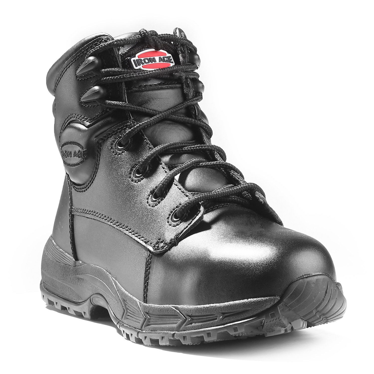 Iron Age 6 Quot Steel Toe Sport Boot