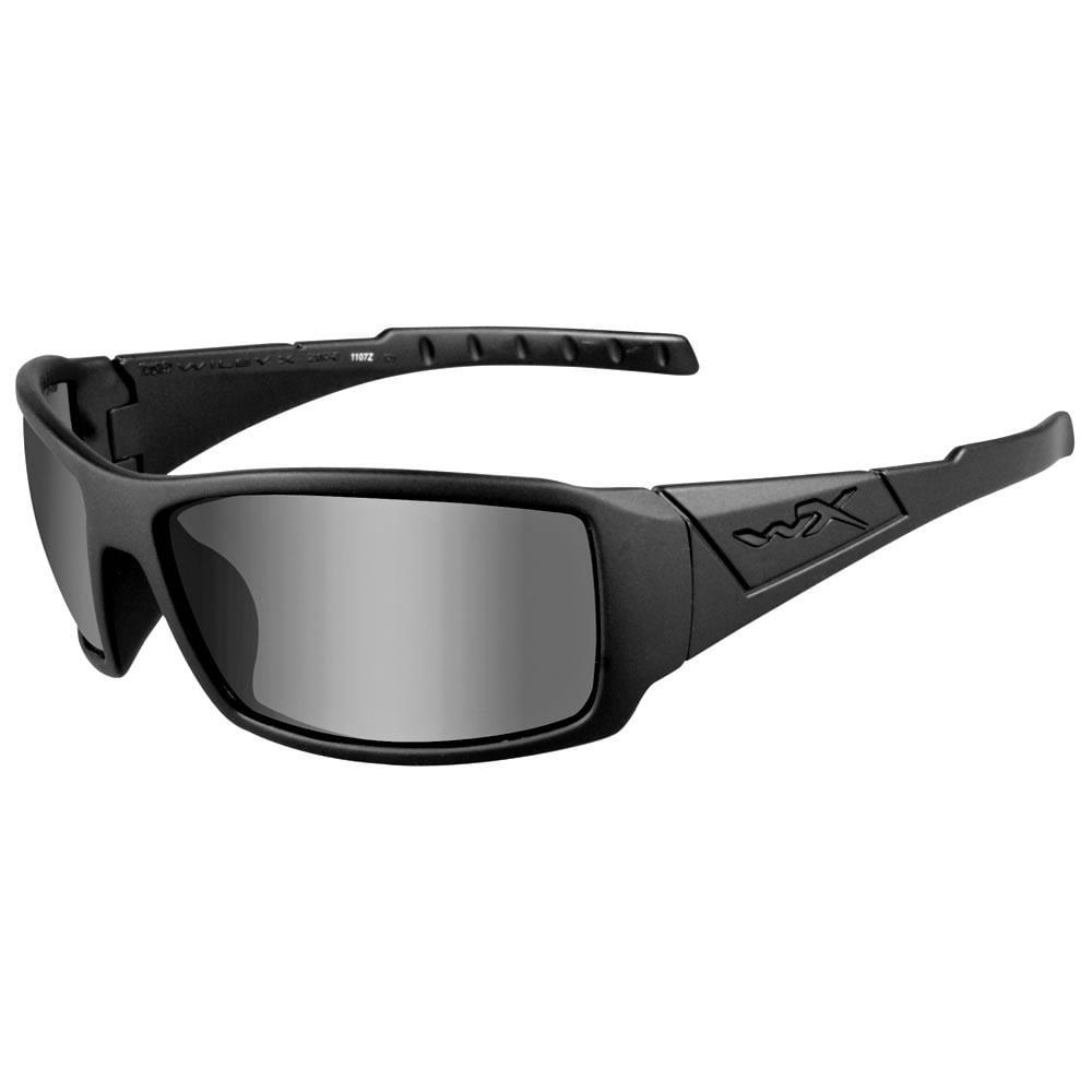 6264dbce58 Wiley X Twisted Black Ops Smoke Grey Matte Black