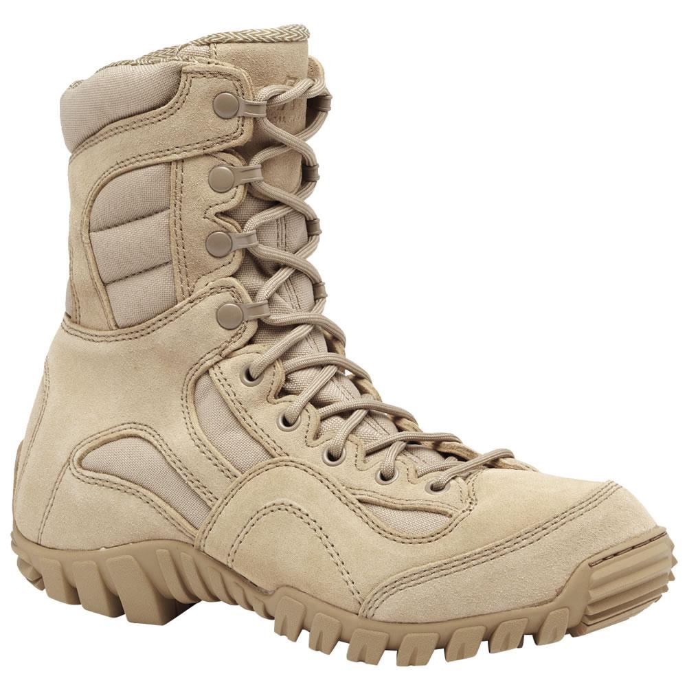 Tactical Research Khyber Desert Tan Boot